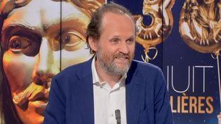 Jean-Marc Dumontet  (France 3 / Culturebox)