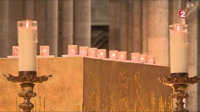 Incendie meurtrier à Rouen : émotion et recueillement