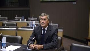 L'ancien ministre du Budget, Jérôme Cahuzac, le 23 juillet 2013 à Paris. (MARTIN BUREAU / AFP)