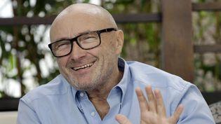 Phil Collins à Miami, en décembre 2013.  (Alan Diaz/AP/SIPA)
