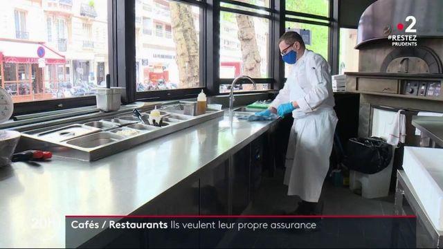 Commerces : vers une assurance sur-mesure pour les restaurateurs ?