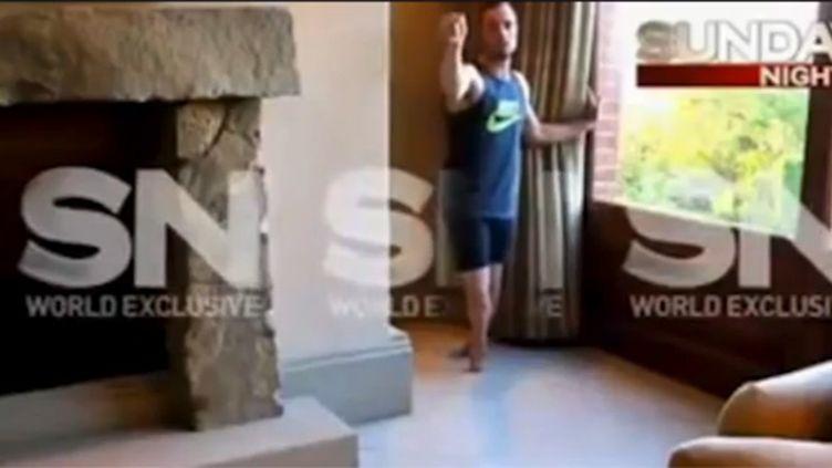 La reconstitution de l'affaire Pistorius diffusée sur la chaîne australienne Channel 7