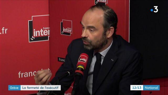Grève SNCF : face aux syndicats, le gouvernement joue la fermeté