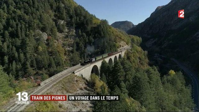 Patrimoine : le succès touristique du train des Pignes