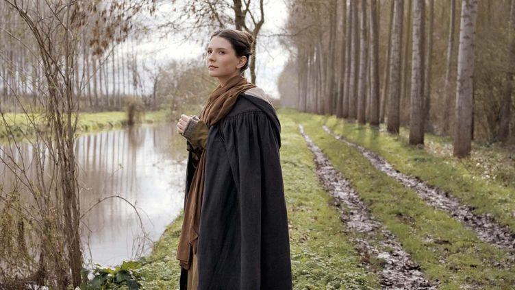 """Joséphine Japy dans """"Eugénie Grandet"""" de Marc Dugain. (AD VITAM)"""
