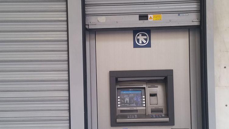 (Les banques seront fermées ce lundi en Grèce. © Nicolas Mathias / Radio France)