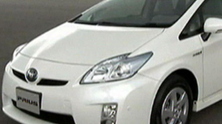 Toyota Prius (France 2)