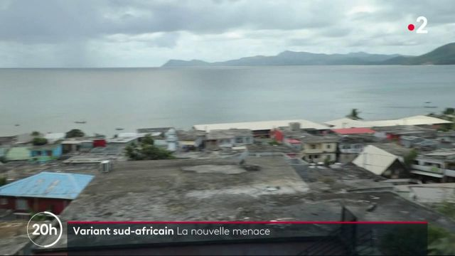 Covid-19 : le variant sud-africain suscite des inquiétudes en France