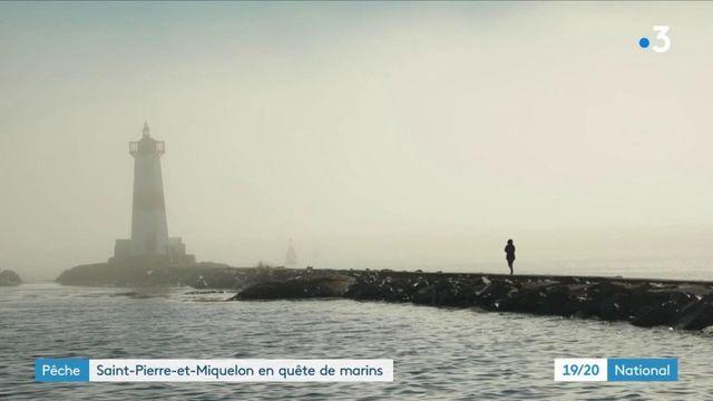 Saint-Pierre-et-Miquelon : archipel recherche pêcheurs