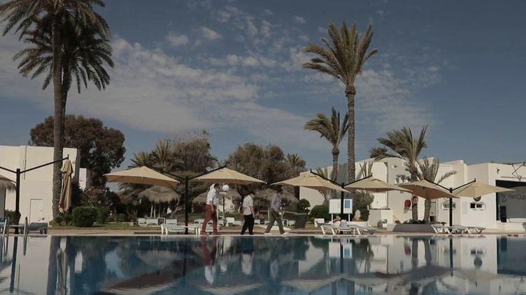 Tunisie : Djerba attend impatiemment le retour des touristes (FRANCE 2)