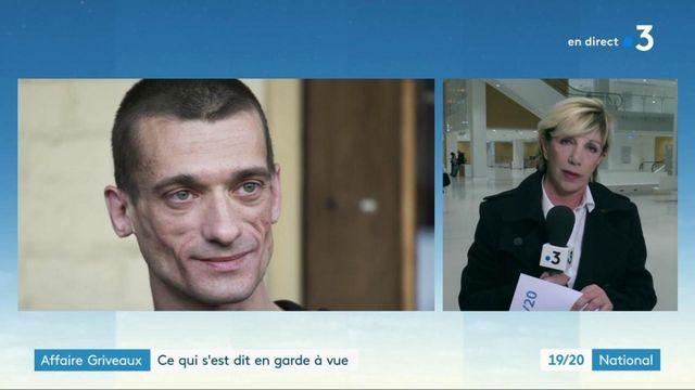 Affaire Griveaux : ce que l'on sait de la garde à vue de Piotr Pavlenski et Alexandra de Taddeo
