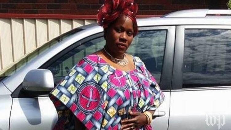 Capture d'écran d'une vidéo montrant Noela Rukundo. Cette habitante de Melbourne (Australie) a survécu à l'assassinat commandité par son mari. (WASHINGTON POST)