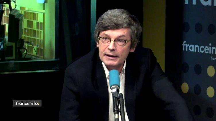 Jean-François Amadieu,sociologue, jeudi 27 septembre 2018 sur franceinfo. (FRANCEINFO / RADIOFRANCE)