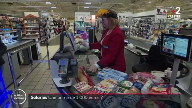 Salariés : une prime de 1 000 euros ?