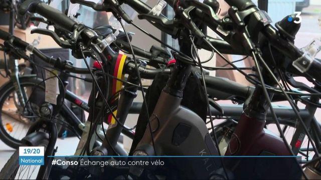 Consommation : une prime à la casse pour acheter un vélo électrique