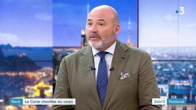 Pascal-Pierre Garbarini : la Corse chevillée au corps