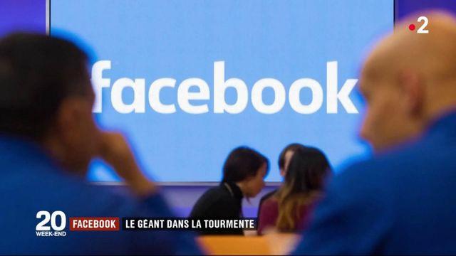 Facebook : le géant dans la tourmente
