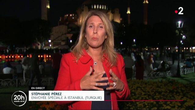 Basilique Sainte-Sophie : Erdogan marque des points chez les conservateurs