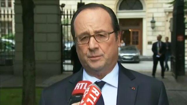 """""""La liberté de choisir son orientation sexuelle"""" : la maladresse de François Hollande après la tuerie d'Orlando"""