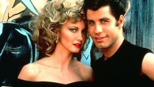 Olivia Newton et John Travolta dans Grease (1978). (PARAMOUNT PICTURES)