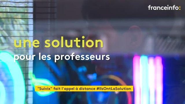 À15 ans, Maxence, collégien près de Toulouse développe une application utilisé dans 110 pays