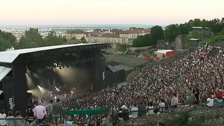"""Festival """"Jazz à Vienne""""  (Culturebox / Capture d'écran)"""