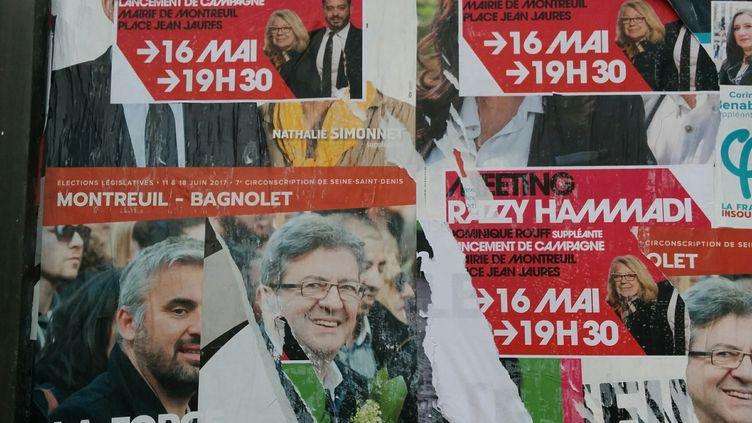 La 7e circonscription de Seine-Saint-Denis, tenue par la gauche, sollicitée parplusieurs autres candidats... de gauche (RADIO FRANCE / FRANCEINFO)