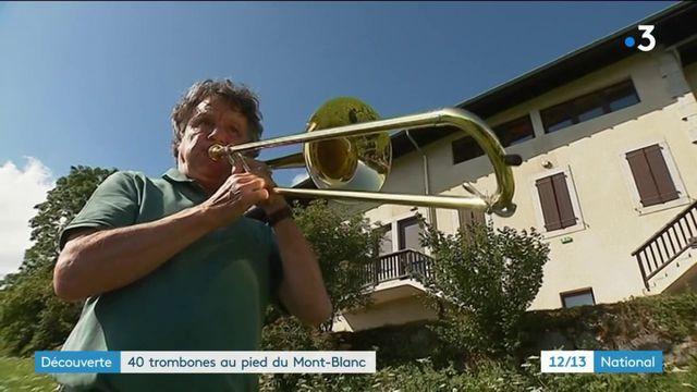 Découverte : un stage de trombone organisé au pied du Mont-Blanc