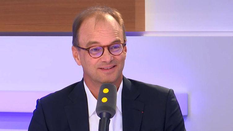 François Rousselet, sur franceinfo lundi 22 avril. (FRANCEINFO)