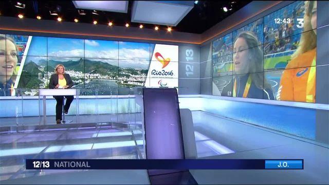 Jeux paralympiques : Marie-Amélie Le Fur remporte l'or