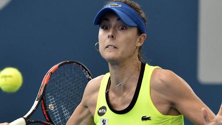 La joueuse française Alizé Cornet