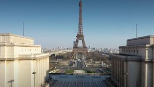 La Tour Eiffel de nouveau ouverte au public (Capture d'écran France 3)