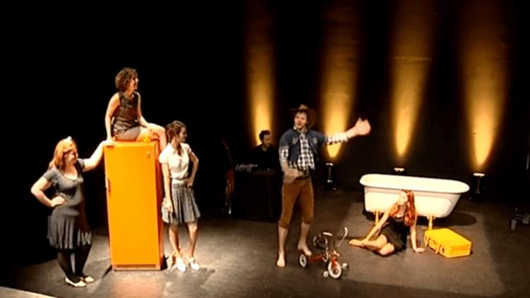 Orphée, Eurydice et les Cerbères  (France3 - Culturebox)