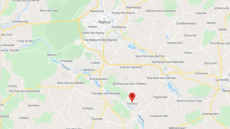 Tonnoy (Meurthe-et-Moselle). (GOOGLE MAPS)