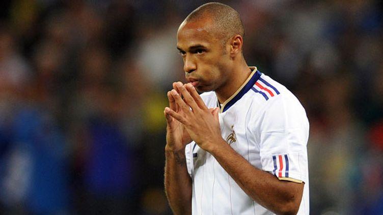 L'ex international français Thierry Henry