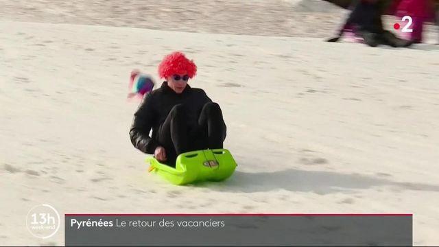 Pyrénées : les vacanciers de retour à la montagne