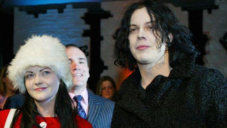 Les White Stripes en 2003.  (Jim Watson / AFP)