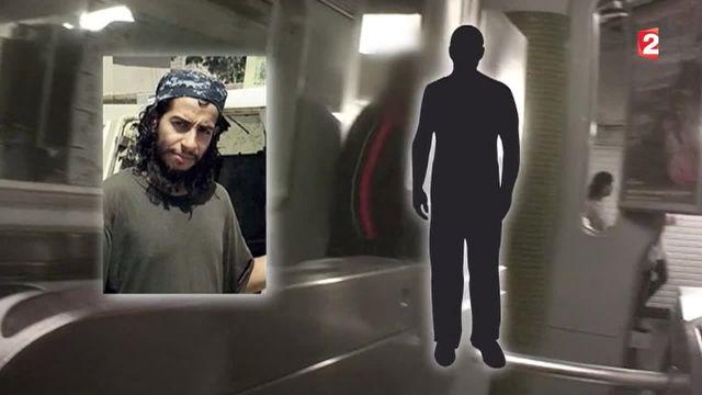 Attentats de Paris : qui est l'homme qui accompagnait Abdelhamid Abaaoud dans le métro ?