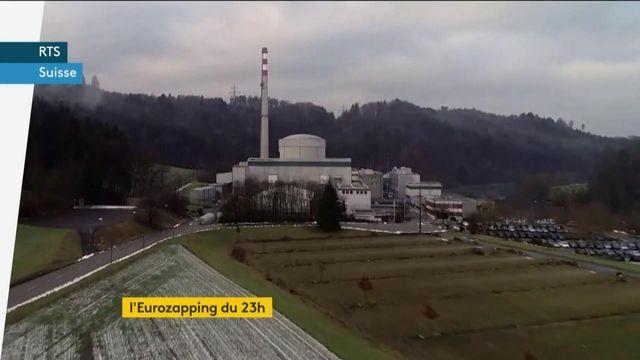 Eurozapping : fermeture d'une centrale nucléaire, Greta Thunberg... l'activité de nos voisins européens