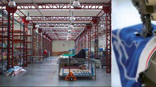 L'usine Le Coq Sportif + Le Slip Français  (Le Coq Sportif)