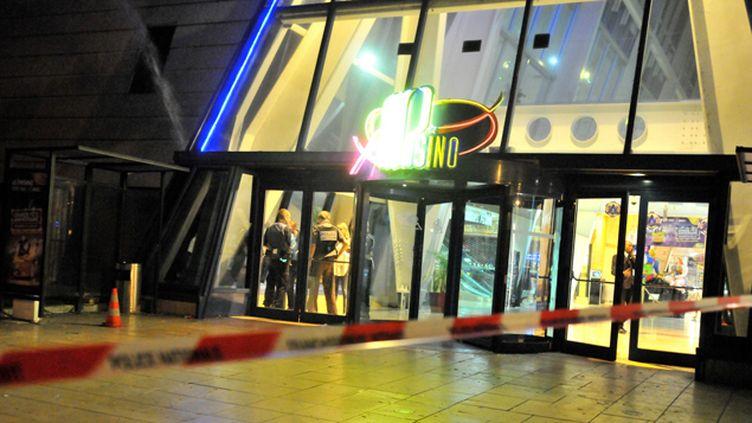 (Le casino aixois avait déjà étré pris pour cible en juin 2011 © MaxPPP)