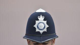 Un policier britannique à Londres en 2016 (TOBY MELVILLE / X90004)