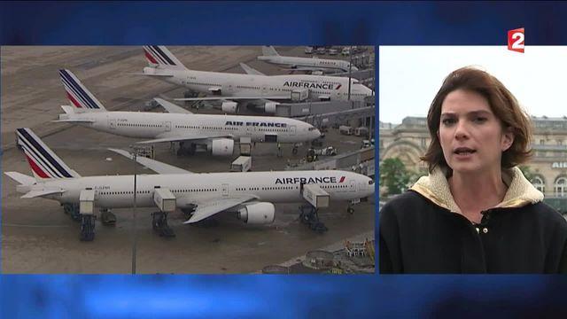 Air France : les syndicats de pilotes annoncent une grève de plusieurs jours
