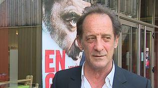 """Le film """"En guerre"""" de Stéphane Brizé avec Vincent Lindon a été tourné dans l'usine Metal Aquitaine à Fumel avec 2000 comédiens du Lot-et-Garonne  (France 3 / Culturebox )"""