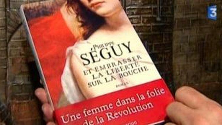 Un roman consacré à Théroigne de Méricourt  (Culturebox)