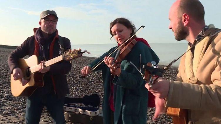 Le trio La Bonne Heure (B. Henrion / France3 Picardie)