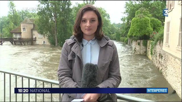 Inondations : la nuit s'annonce difficile à Moret-sur-Loing