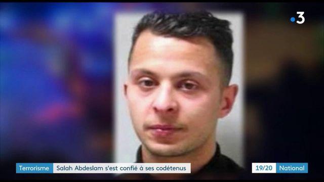 Attentats du 13 novembre : les confessions de Salah Abdeslam à ses codétenus