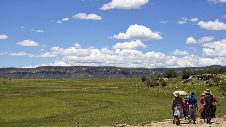 Le Lesotho est déjà un grand producteur de cannabis... illicite. (Ben LANGDON / Robert Harding Premium)