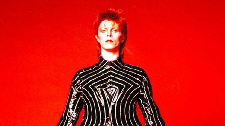 (David Bowie, 1973 © Masayoshi Sukita)